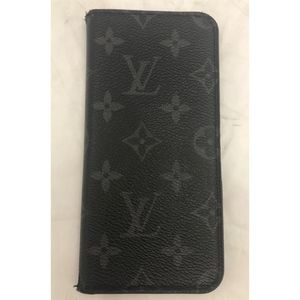 Louis Vuitton iPhone 7 or 8 Plus Folio Eclipse